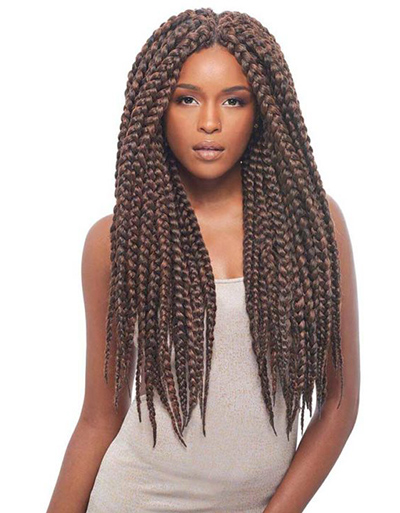 JANET NOIR HAVANA MAMBO BOX BRAID | Beauty & Beyond | PRE BRAIDED