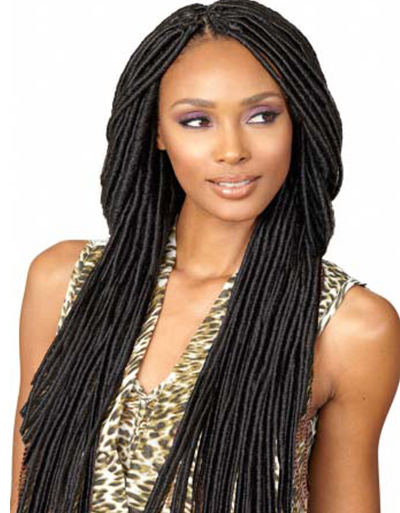 BOBBI BOSS SENEGAL BOMBA FAUX DREAD | Beauty & Beyond | Natural Braid
