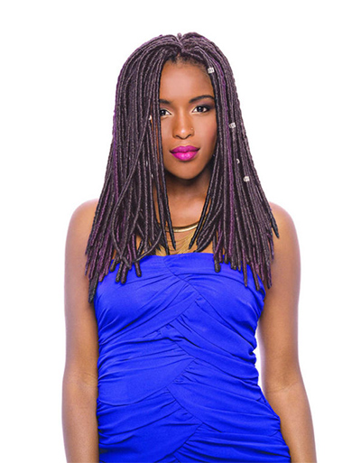 JANET MONO MAMBO FAUX LOCS | Beauty & Beyond | Fashionable Hair Braid