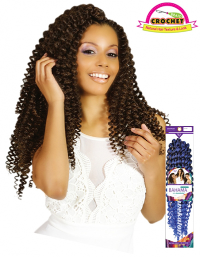 DEJA VU BAHAMA CROCHET | Beauty & Beyond | Hair Braiding