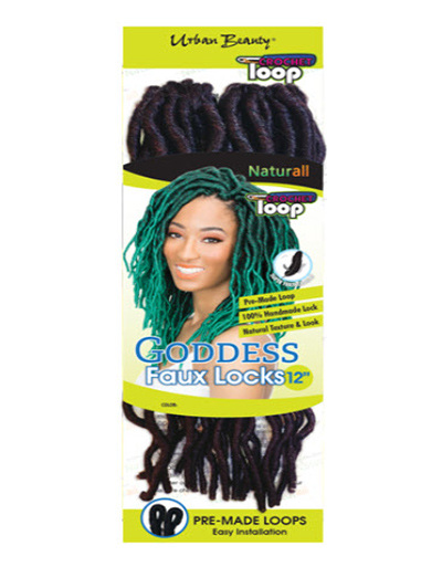 GODDESS Faux Locks 12"