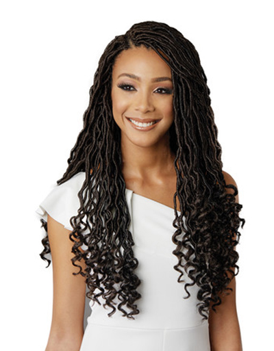 BOBBI BOSS GODDESS LOCS | Beauty & Beyond | Favorite Braiding Hair