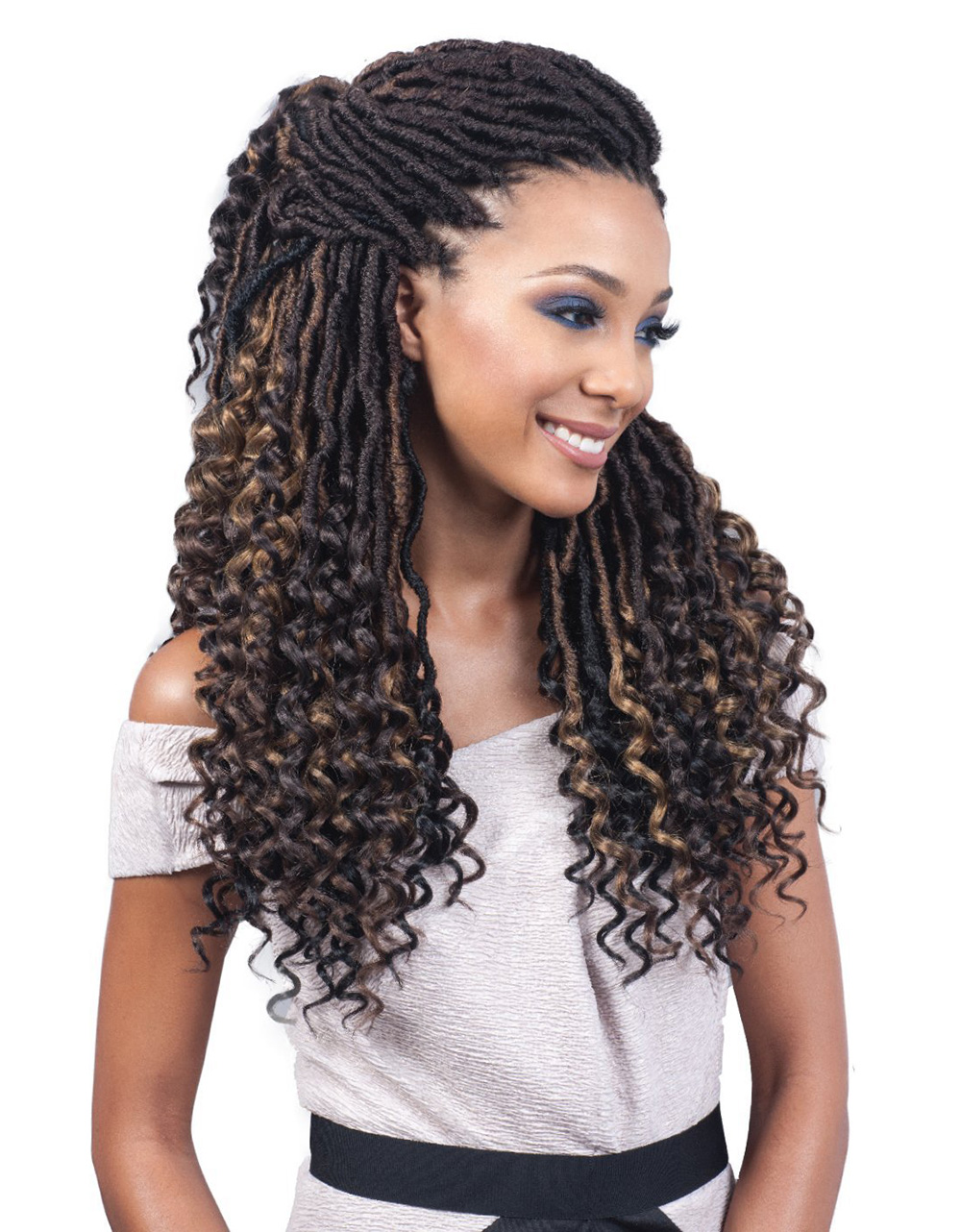 BOBBI BOSS NU LOCS GODDESS 20″ | Beauty & Beyond | Best Braiding Hair