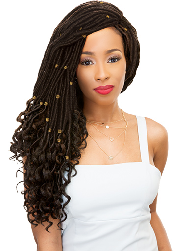 JANET-COLLECTION 2X MAMBO GODDESS LOCS STRAIGHT 20″ | Beauty & Beyond | Stylist Braid Hair