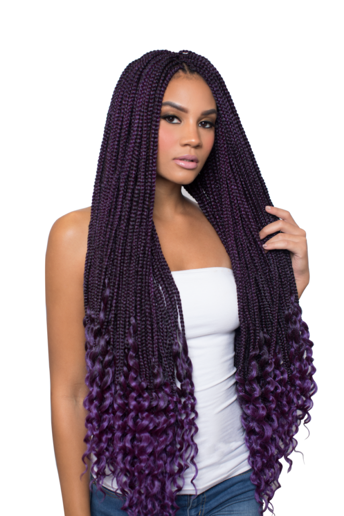 Urban Beauty 2x Real Box Braid 30 Beautybeyond Braiding Hair Crochet