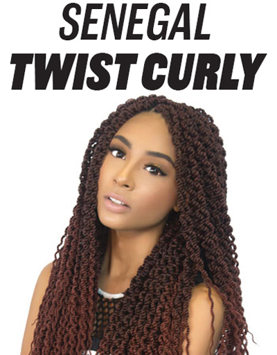 URBAN BEAUTY GODDESS SENEGAL TWIST CURLY | Beauty & Beyond | Hair