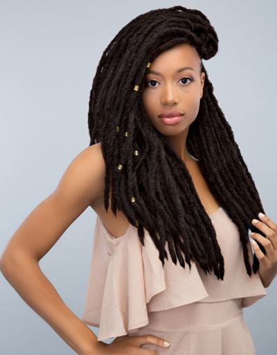 JANET 2X MAMBO ROCKIN LOCS | Beauty & Beyond | Finest Interlocking Hair