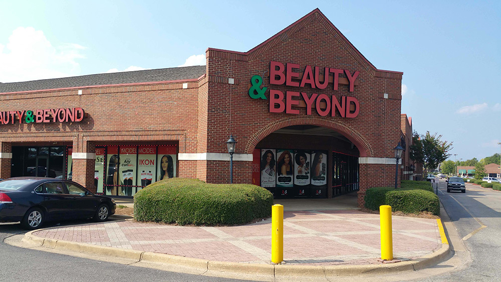 TOUR OUR STORES | Beauty & Beyond | Quality Hairstyling Products