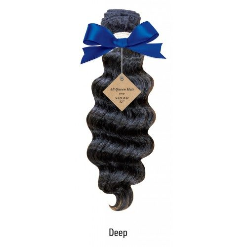 Ali Queen Virgin Deep Wave | Beauty & Beyond | Best Hair Bundles